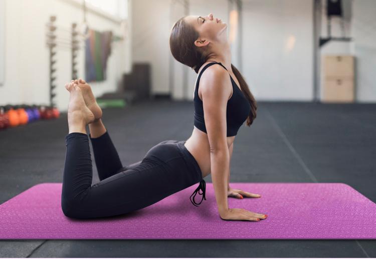Eco Friendly TPE Yoga Mats