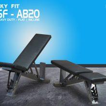 Heavy-Duty Bench. – Flat & Incline