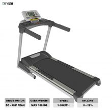 Electric Motorized Treadmill – CT100